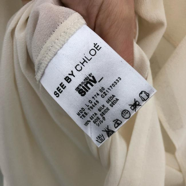 See by Chloé Top off white Image 3