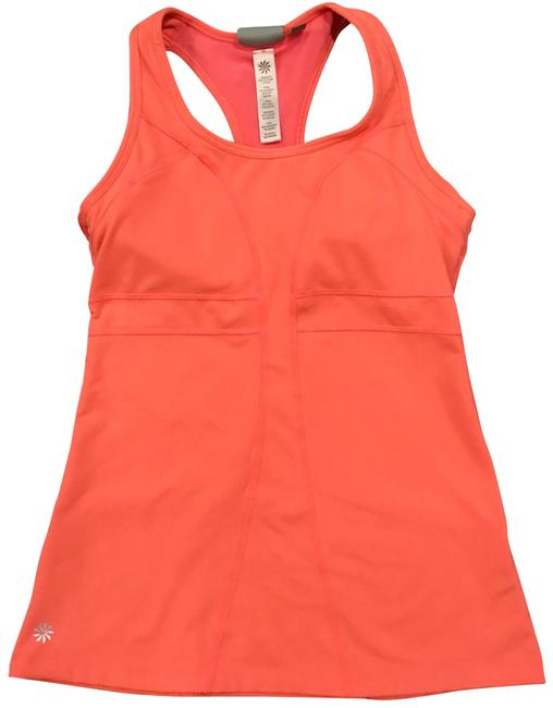 Item - Coral Workout Activewear Top Size 0 (XS)