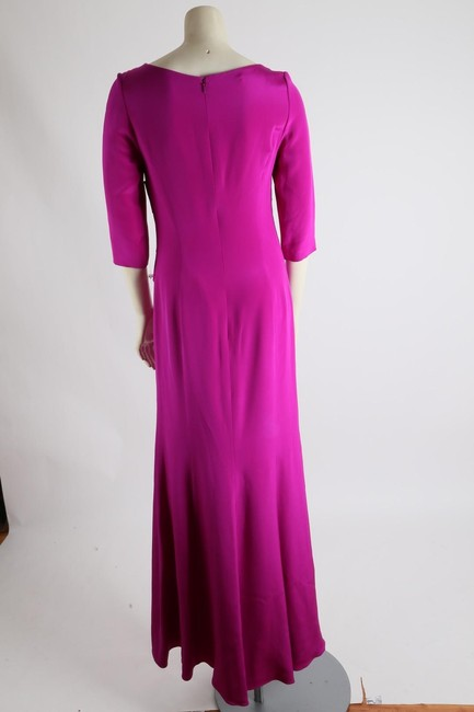 Pink Maxi Dress by Oscar de la Renta Maxi Cocktail Image 10
