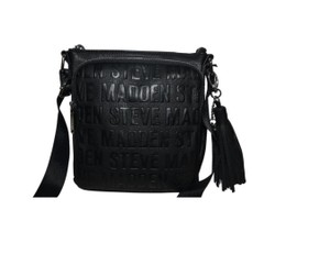 cac5a958493 Black Steve Madden Cross Body Bags - Up to 90% off at Tradesy