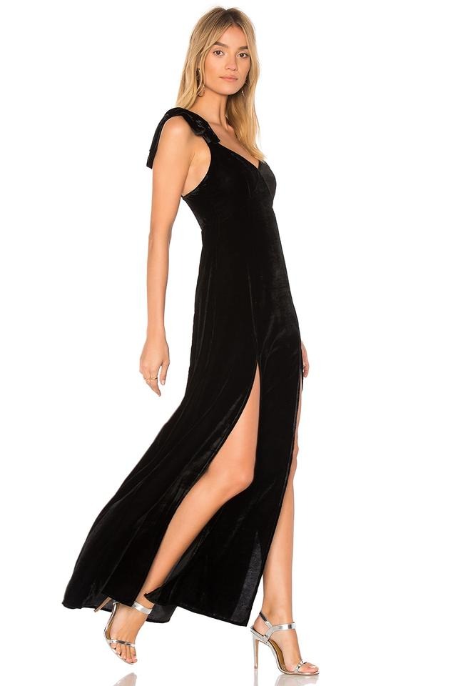 b1aa1ecbb75f Privacy Please Black Maxi Long Night Out Dress Size 8 (M) - Tradesy