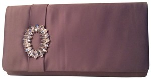 Adrianna Papell gray Clutch