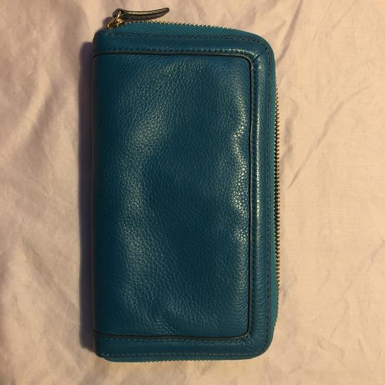 Tory Burch Tory Burch soft leather wallet Image 3