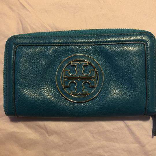 Tory Burch Tory Burch soft leather wallet Image 4