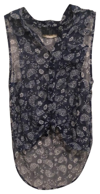 Preload https://img-static.tradesy.com/item/25007111/abercrombie-and-fitch-blue-button-sleeveless-blouse-size-4-s-0-1-650-650.jpg