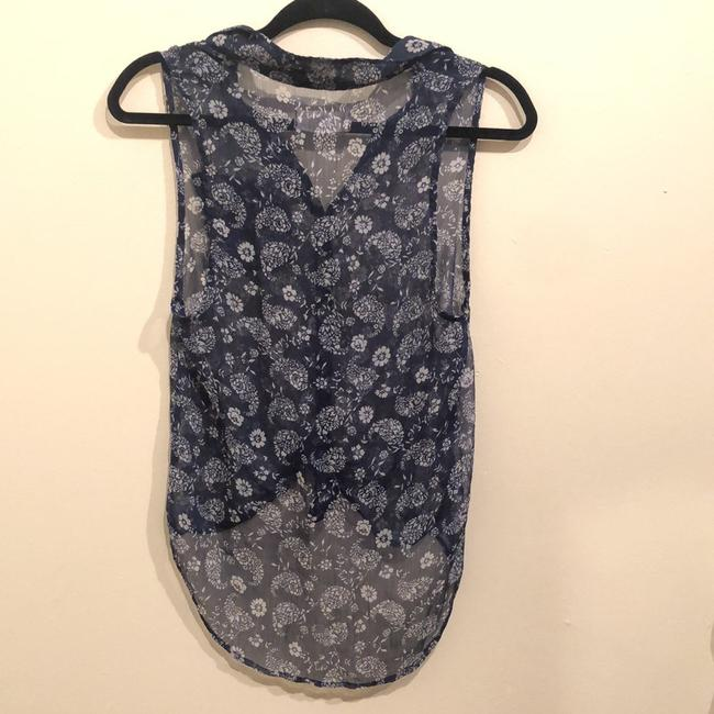 Abercrombie & Fitch Top blue Image 1