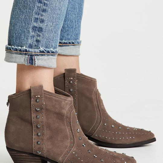 Sam Edelman Taupe Boots Image 3