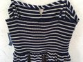 Old Navy short dress Navy Blue and White Stripe on Tradesy Image 2