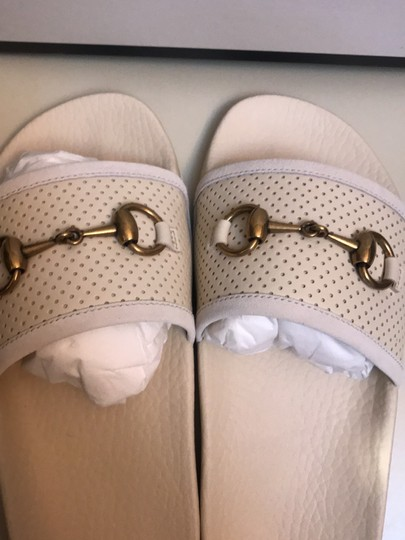 Gucci ivory Sandals Image 1