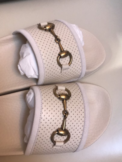 Gucci ivory Sandals Image 2