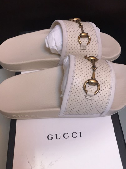 Gucci ivory Sandals Image 7