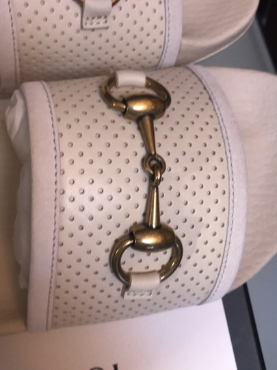 Gucci ivory Sandals Image 8