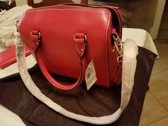 Kate Spade See Neda Wallet Satchel in Empirered Image 1