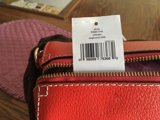 Kate Spade See Neda Wallet Satchel in Empirered Image 6