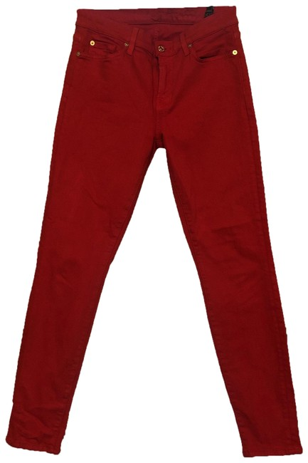 Preload https://img-static.tradesy.com/item/25007411/7-for-all-mankind-red-skinny-jeans-size-8-m-29-30-0-1-650-650.jpg