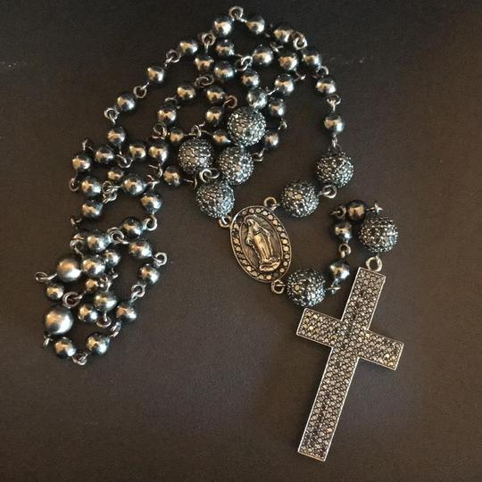 Jason of Beverly Hills Gold/Diamond Rosary Image 1