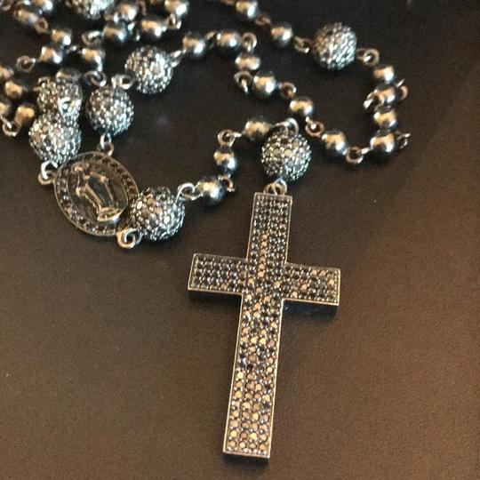 Jason of Beverly Hills Gold/Diamond Rosary Image 3