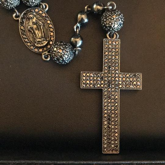 Jason of Beverly Hills Gold/Diamond Rosary Image 4
