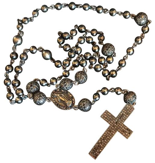 Jason of Beverly Hills Gold/Diamond Rosary Image 0