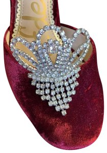 Musi musi sparkling shoe clips two pairs