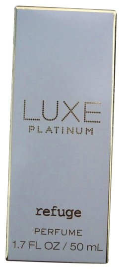 Charlotte Russe Charlotte Russe Refuge Luxe Platinum Perfume Spray 1.7 oz NIB Retired Image 0