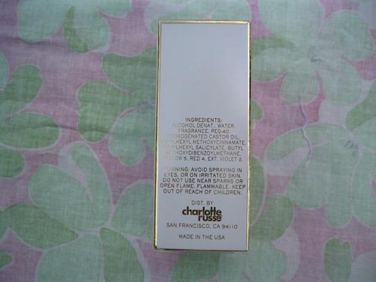Charlotte Russe Charlotte Russe Refuge Luxe Platinum Perfume Spray 1.7 oz NIB Retired Image 3