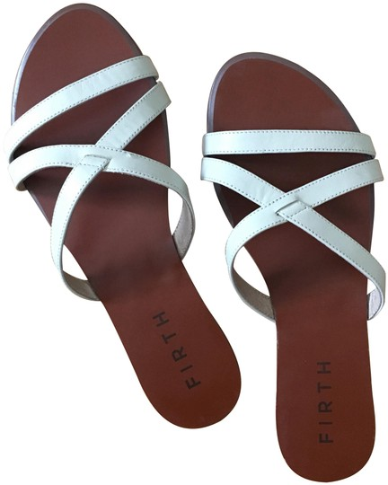 Firth White Sandals Image 0