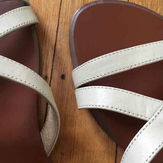 Firth White Sandals Image 2