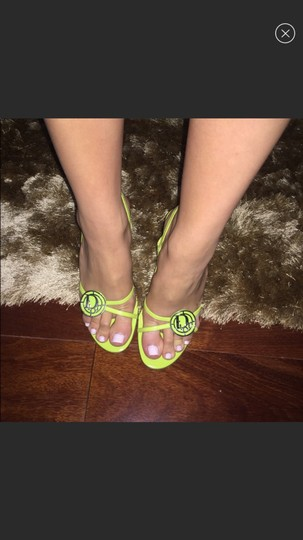 Dior green Sandals Image 1