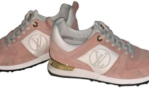 Louis Vuitton pink and white Athletic
