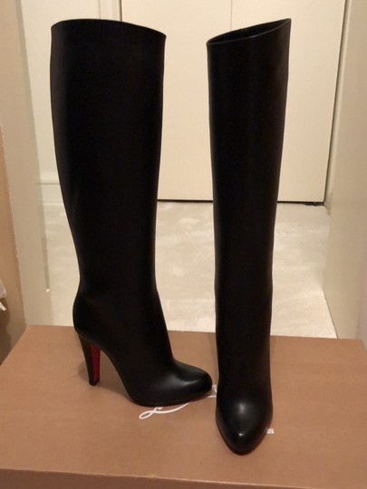 Christian Louboutin black Boots Image 1