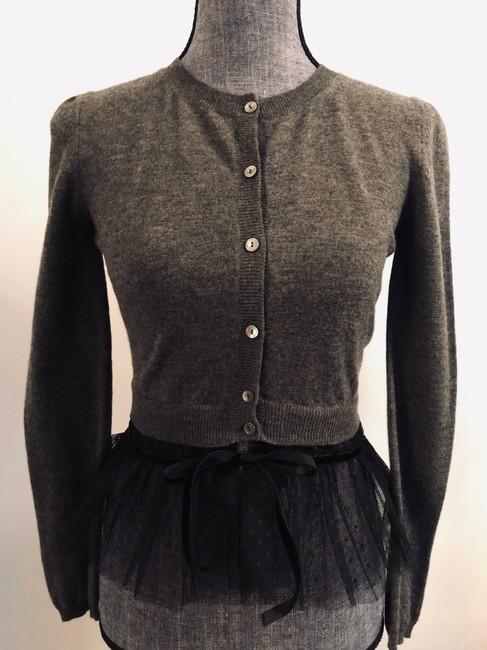 RED Valentino Sweater Size Xs Cardigan Image 1