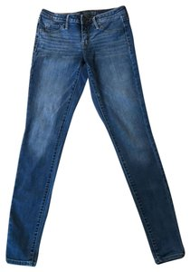 Missino Skinny Jeans-Medium Wash