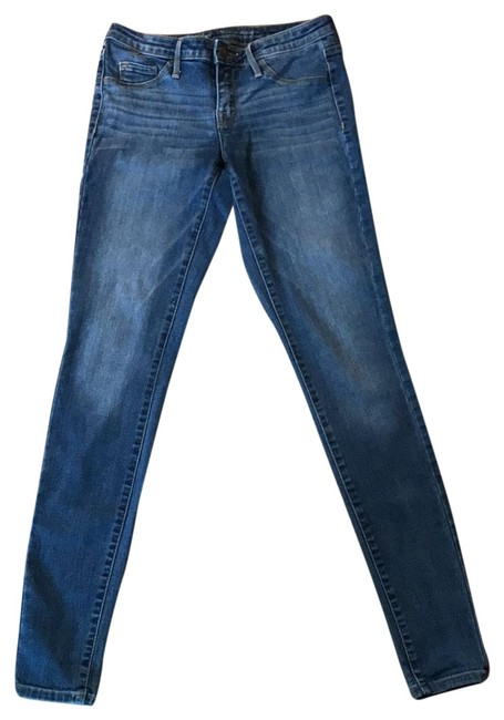 Preload https://img-static.tradesy.com/item/25007778/denim-medium-wash-mid-rise-skinny-jeans-size-4-s-27-0-1-650-650.jpg