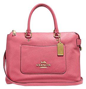 Coach 36591 Satchel Tote Purse Kelsey Shoulder Bag