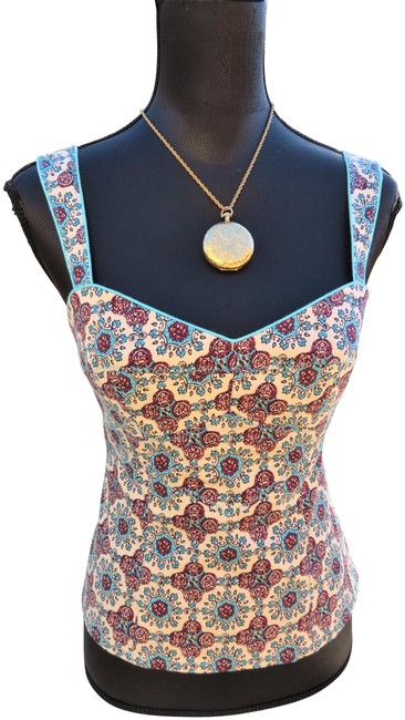 Item - New Cotton Bustier Tank Top/Cami Size 8 (M)