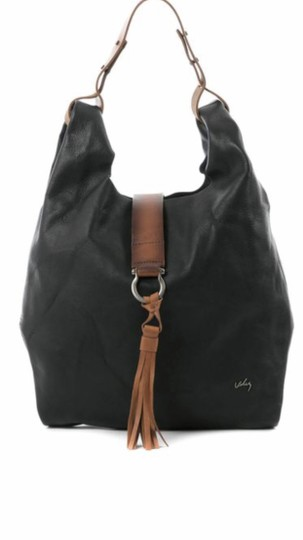 Preload https://img-static.tradesy.com/item/25007886/columbia-fine-black-with-brown-leather-accents-genuine-hobo-bag-0-0-540-540.jpg