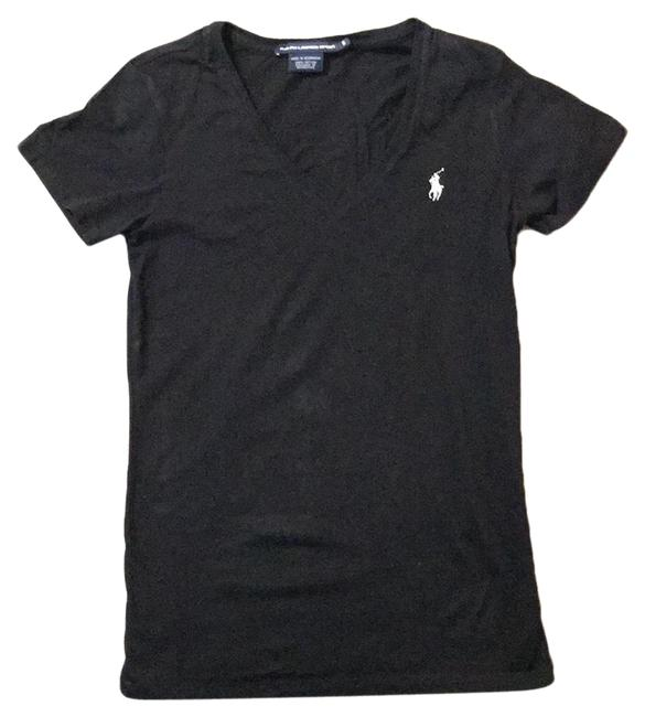 Item - Black Tee Shirt Size 4 (S)
