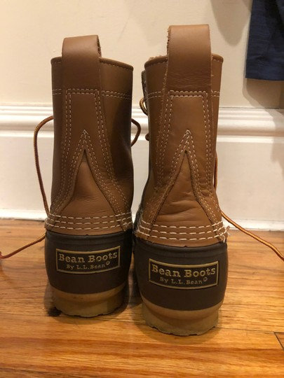 LL Bean Brown Boots Image 1