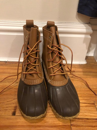 LL Bean Brown Boots Image 2
