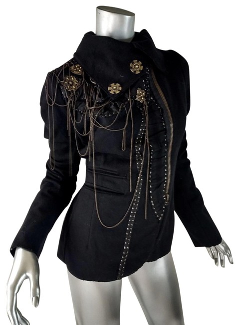 Item - Black New Jacket Size 8 (M)