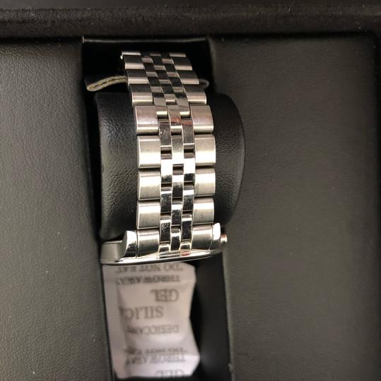 Movado BOX SET Movado Museum mother of Pearl Diamond Dial Steel Women's Watch Image 1