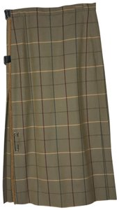 Burberry Maxi Skirt