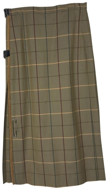 Burberry Maxi Skirt Image 0