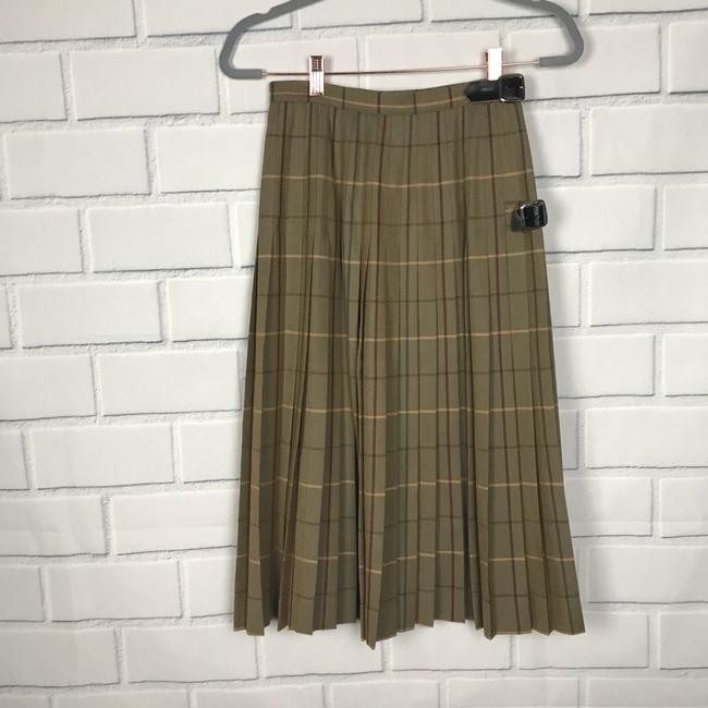 Burberry Maxi Skirt Image 2