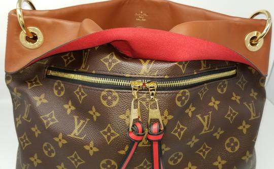 Louis Vuitton Shoulder Monogram Lv Bags Hobo Bag Image 5