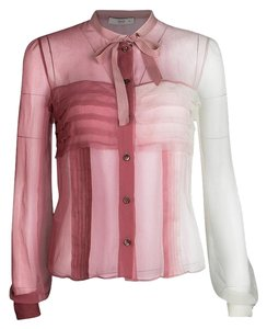 f2dd23379eae8e Prada Blouses - Up to 70% off a Tradesy