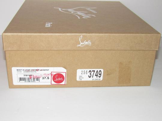 Christian Louboutin Red Sole With Box Multicolor Boots Image 8