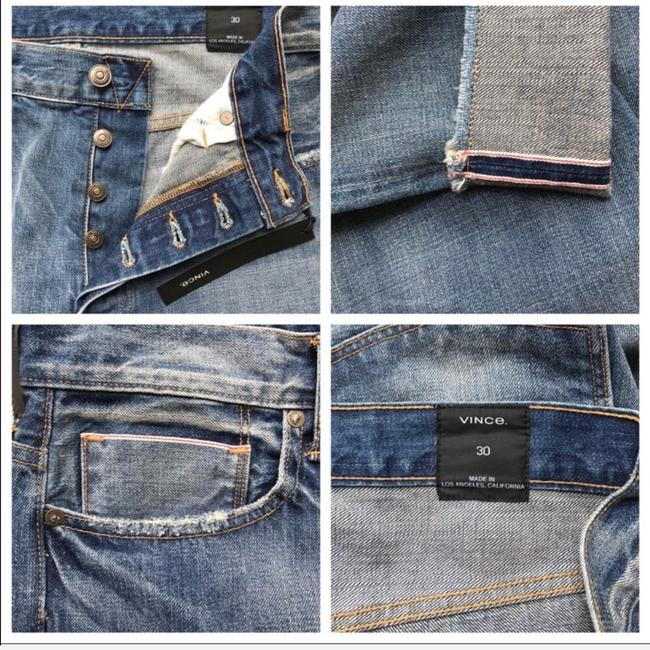 Vince Relaxed Fit Jeans-Distressed Image 3