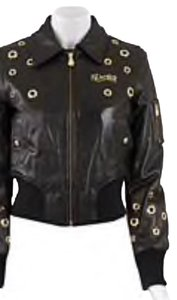 House of Deréon Genuine Leather Coat